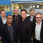 Tom Kawka, Proxicon, Prem Moti, Conigital, Andrew Page, Centro, Cliff Dennett, Innovation Birmingham, Sean Butler, Truckulus and Chris Thompson, Enable iD.