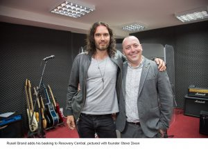 Russell and Steve (L)