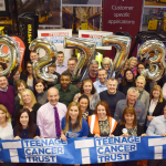 Cannock-based Briggs Equipment raised £92,773 for Teenage Cancer Trust