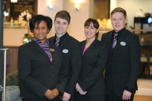 EEF Venues' Woodland Grange conference centre has won four awards for customer care.