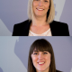 Rachael Wilson (left) and Rachel Sawbridge of Howards chartered certified accountants have passed their final exams and are now fully qualified
