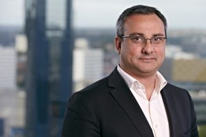 Neil Rami, Chief Executive, West Midlands Growth Company