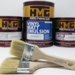 TopDec brushes and HMG Decorative tins - Press Release