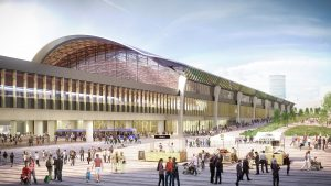 New Curzon and Interchange HS2 Station Designs Unveiled (2)