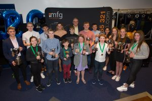 Worcester Swimming Club Awards 2019