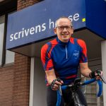 Martin Elwell charity cycle ride