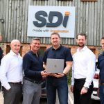 Stuart Tilley (SDI), Glen Pawson, Nick Lovett (both M3), Ian Wright, Matt Evans and Ashley Parr (all SDI)