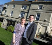 Picture by Shaun Fellows / Shine Pix Stratton House Hotel photography in Cirencester.