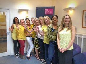 Staff at FBC Manby Bowdler in Redditch organised a number of charity events including a day wearing yellow to raise funds for Primrose Hospice