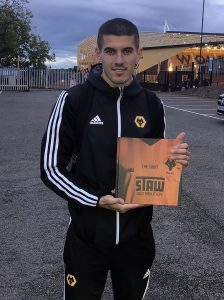 They Wore The Shirt (Conor Coady)