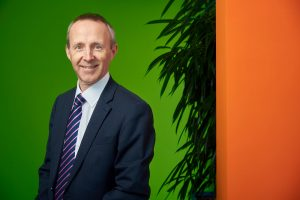 Peter Hubbard, Senior Partner at Anthony Collins Solicitors