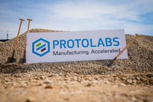 3D Printing Expansion (Breaking Ground)
