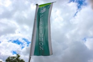 Persimmon Homes flag - landscape